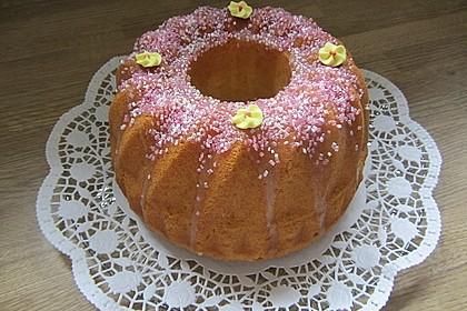 Heller saure Sahne - Kuchen 2