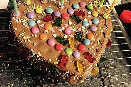 Heller saure Sahne - Kuchen 15