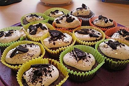 Oreo Cupcakes (Bild)