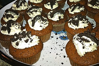 Oreo Cupcakes 219