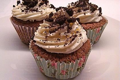 Oreo Cupcakes 24