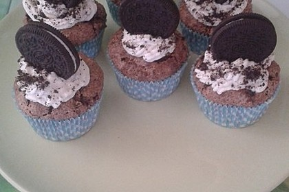 Oreo Cupcakes 123