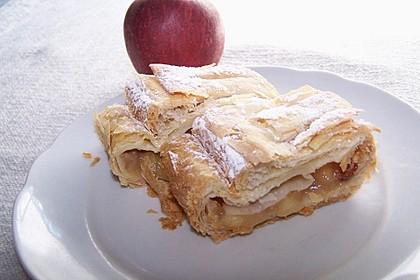 Schneller Apfelstrudel 1
