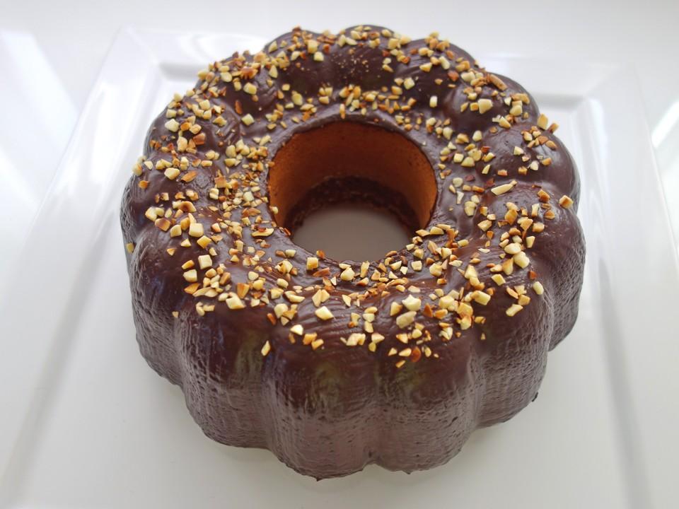 Schokoladen Nuss Kuchen Von Bonny M Chefkoch