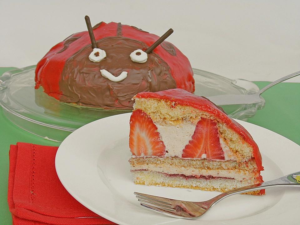 Marienkafer Torte Von Tina700 Chefkoch De