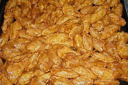 Marinade für Chicken Wings 6