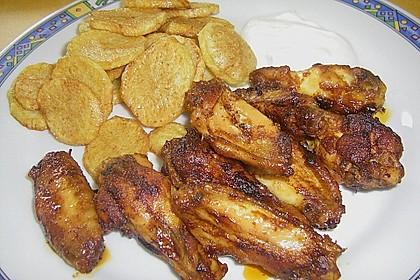 Marinade für Chicken Wings 3