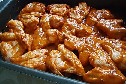 Marinade für Chicken Wings 5
