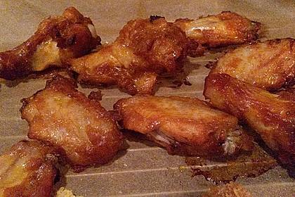 Marinade für Chicken Wings 2