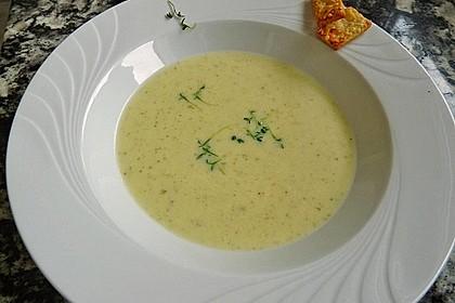 Frühlings-Kressesuppe 2
