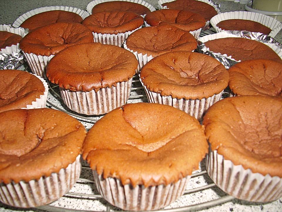 Beschwipste Schoko Kasekuchen Muffins Chefkoch De