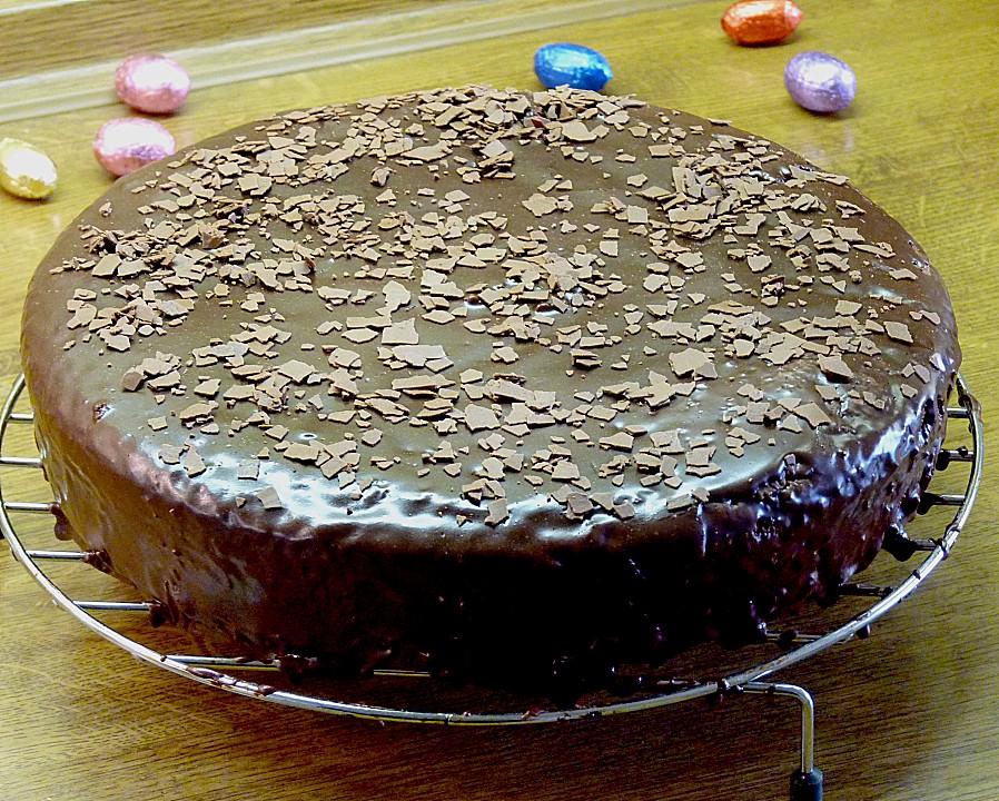 Schokoladenglasur Selbstgemacht Von Stift1 Chefkoch De