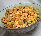 Sternchen – Nudelsalat (Bild)
