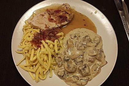 Champignon - Rahm - Sauce 20