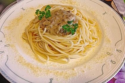 Champignon - Rahm - Sauce 6