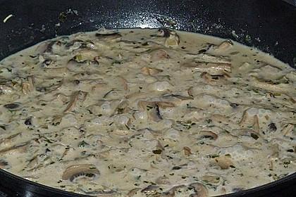 Champignon - Rahm - Sauce 38