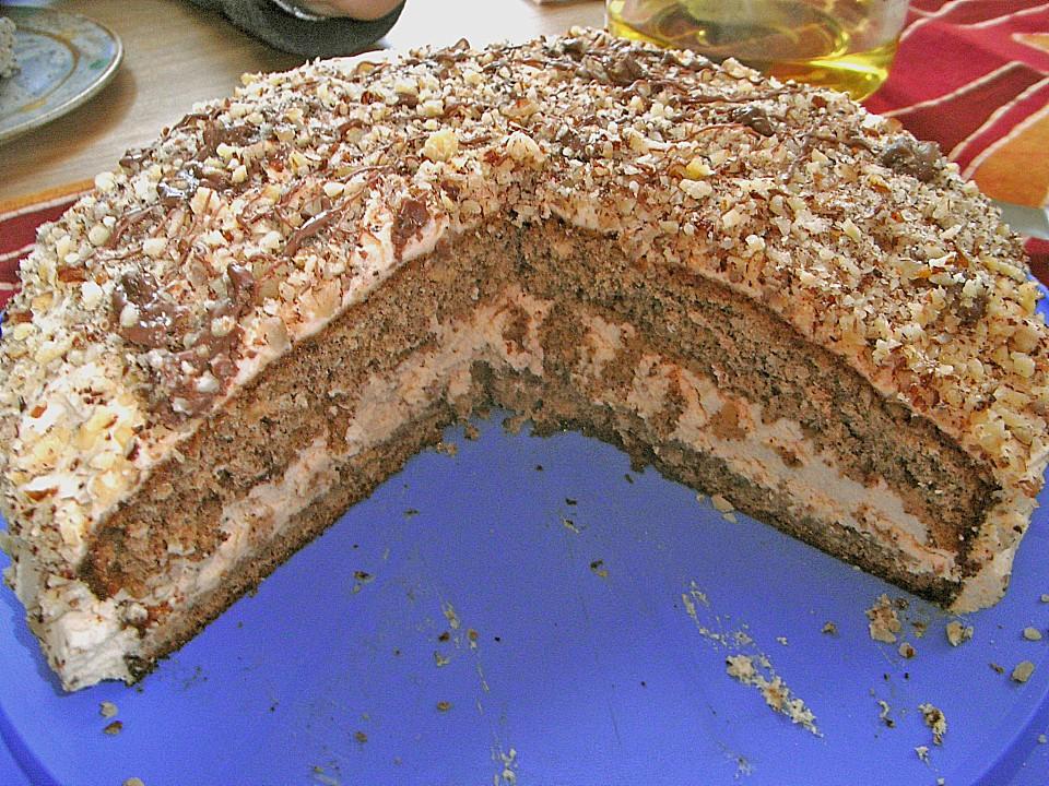 Baileys Torte Von Damaris16 Chefkoch De