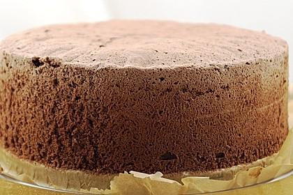Schokoladenbiskuit (Bild)