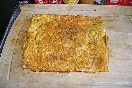Schwedischer Lachskuchen  'Schwedenpizza' 62