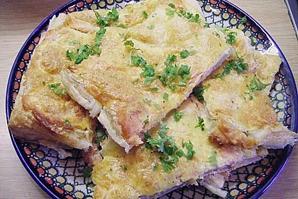 Schwedischer Lachskuchen  'Schwedenpizza' 66