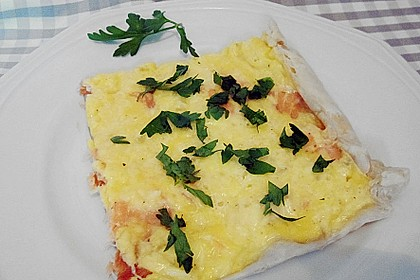 Schwedischer Lachskuchen  'Schwedenpizza' 54