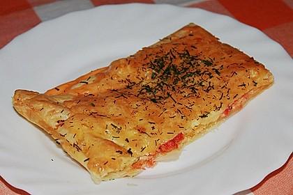 Schwedischer Lachskuchen  'Schwedenpizza' 32