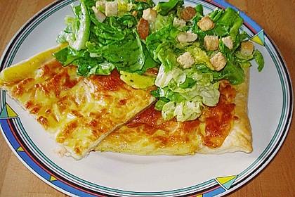 Schwedischer Lachskuchen  'Schwedenpizza' 35