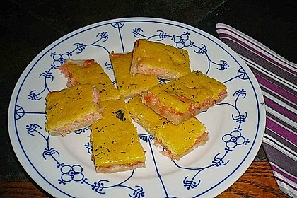 Schwedischer Lachskuchen  'Schwedenpizza' 65