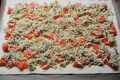 Schwedischer Lachskuchen  'Schwedenpizza' 82