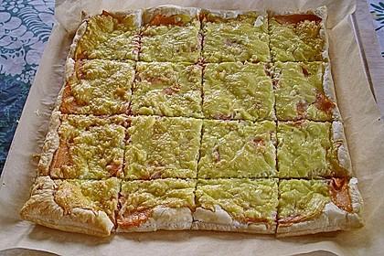 Schwedischer Lachskuchen  'Schwedenpizza' 58