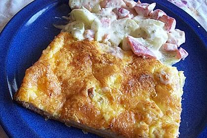 Schwedischer Lachskuchen  'Schwedenpizza' 41