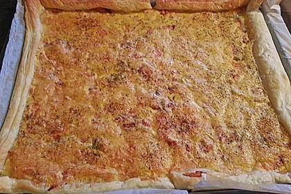 Schwedischer Lachskuchen  'Schwedenpizza' 83