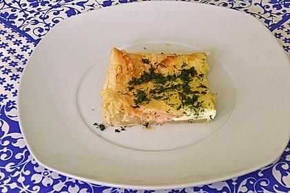 Schwedischer Lachskuchen  'Schwedenpizza' 52