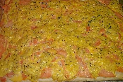 Schwedischer Lachskuchen  'Schwedenpizza' 59