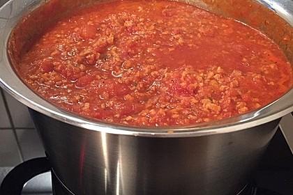 Soja - Soße nach Bolognese - Art 8