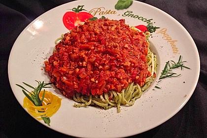 Soja - Soße nach Bolognese - Art 7