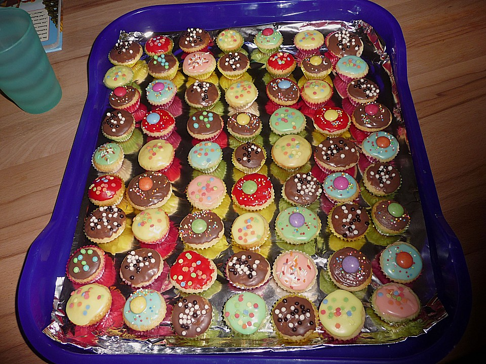 Miniatur Muffins Von Fraumause Chefkoch De
