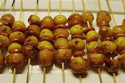Spanische Kartoffelspieße 15