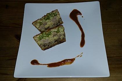 Gemüsekuchen (Bild)
