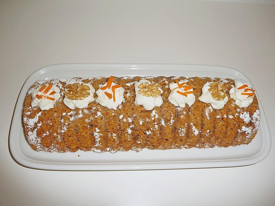 Walnuss Zucchini Kuchen Von Hdkern Chefkoch De
