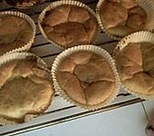 Vanille - Muffins mit Schokotropfen (Bild)