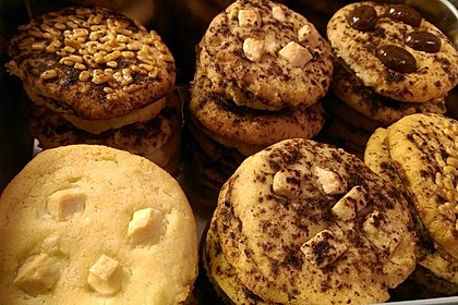 Super Chunk Cookies (Bild)