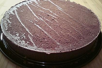 Kaffee - Schoko - Kuchen (Bild)