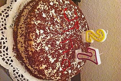 Kinderpingui - Torte (Bild)