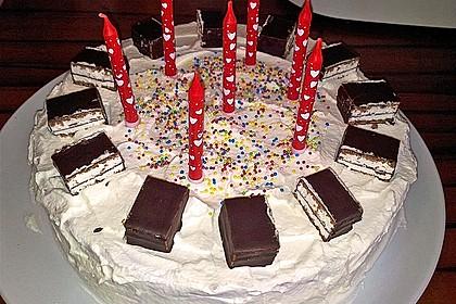Kinderpingui Torte Von Exemptmarrow Chefkoch De