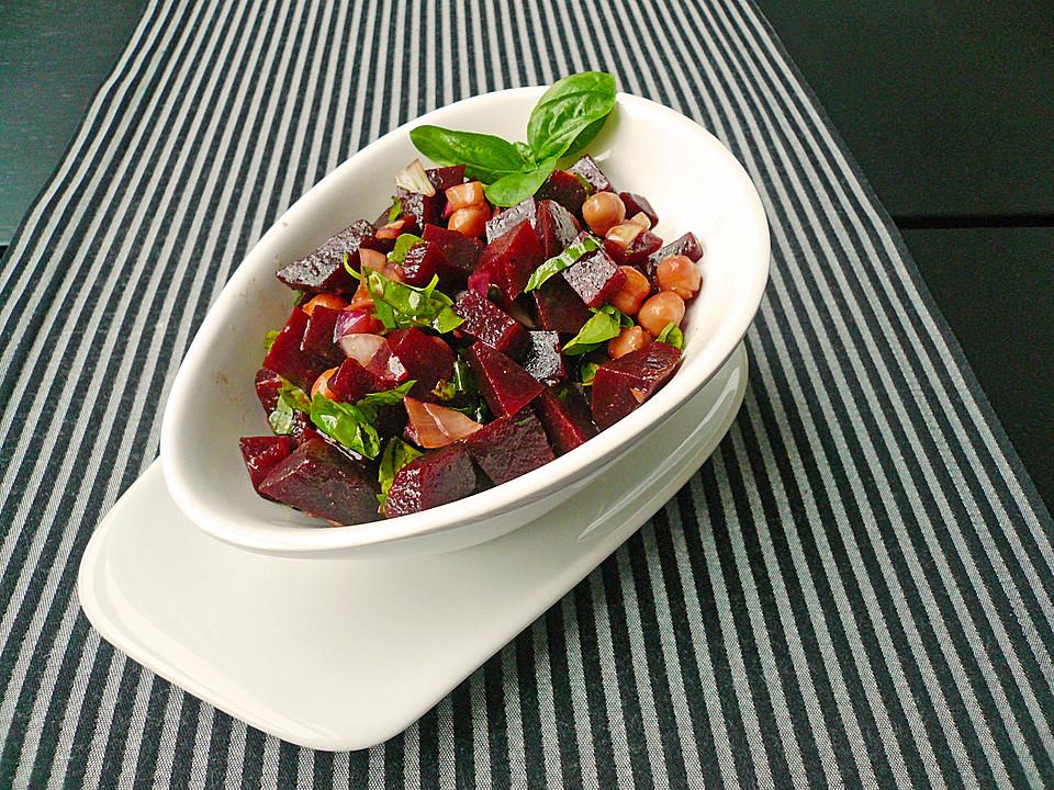 Rote Bete Kichererbsen Salat Von Ickeausheidelberg Chefkoch