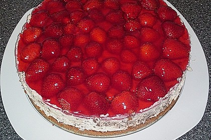 Himbeer Stracciatella Torte 5