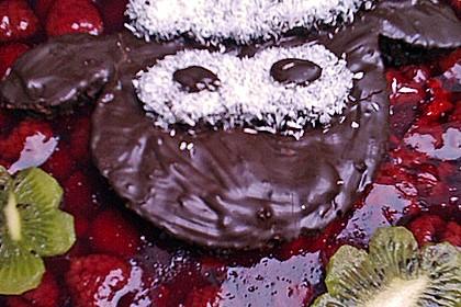 Himbeer Stracciatella Torte 6