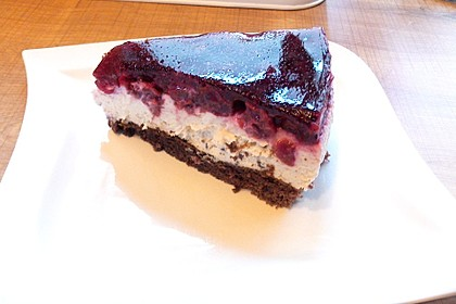 Himbeer Stracciatella Torte 10