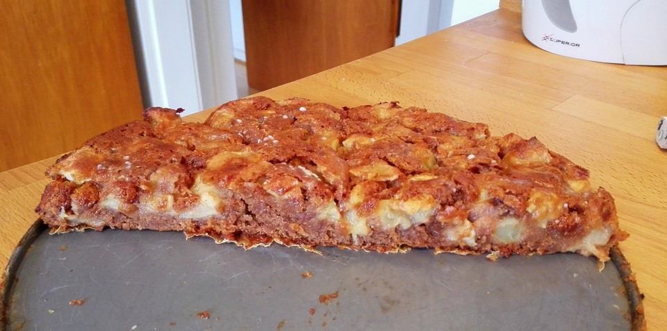 Apfel Zimt Kuchen Von Blackorchid Chefkoch De